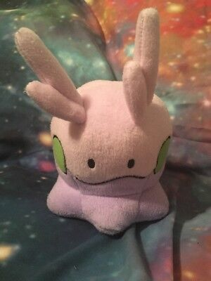 "Sanei Pokemon Go Plus All Star Collection - PP15 - Goomy 5"" Stuffed Plush Doll"