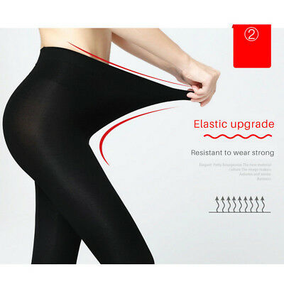 Super Elastic Plus Size Tights Warm Winter Thermal Velvet Pantyhose Stockings