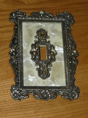 Very Nice Vintage Switch Plate Cover
