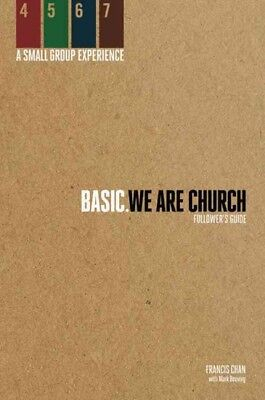 Basic. We Are Church : Follower's Guide, Paperback by Chan, Francis; Beuving,...