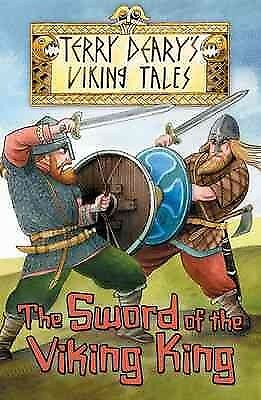 Sword of the Viking King, Paperback by Deary, Terry; Flook, Helen (ILT), ISBN...