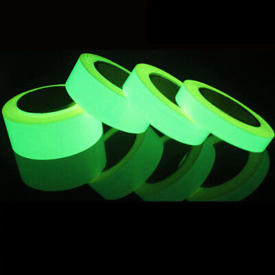 Green Fluorescent Luminous Tape Car Reflective Stripe Night Safety Strip