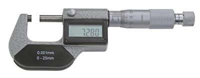Digital- Micrometer 50 -75 mm - Automatic off Din 863