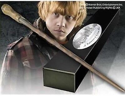 Harry Potter Ron Weasleys Personnage Wand Noble Collection