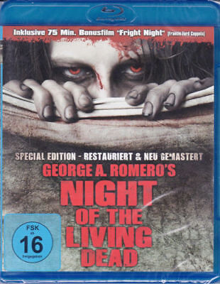 Night of the Living Dead (Blu-ray)