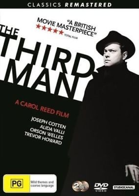 The Third Man (Remastered) = NEW DVD R4