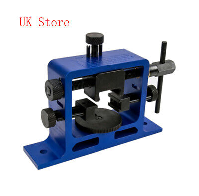 Heavy Duty Compact Universal Pistol Slides Rear Sight Tool for Airsoft Blue