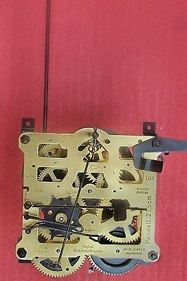 Regula new type 34 / 1  8 day cuckoo clock  movement  c/w chains, hooks & rings