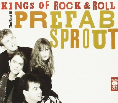 Kings of Rock 'N' Roll: The Best Of - Prefab Sprout (Album) [CD]