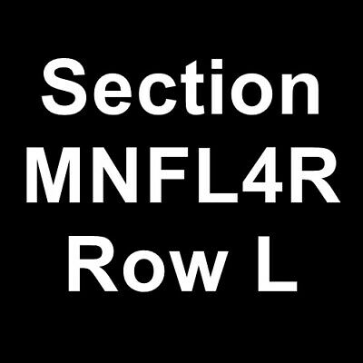 2 Tickets Mariah Carey 3/11/19 The Chicago Theatre Chicago, IL