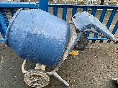 BELLE Minimix 150 240v Or 110v Available Cement Concrete mixer