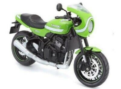 MAISTO 1:12 2018 Kawasaki Z900RS Green MOTORCYCLE BIKE DIECAST MODEL NEW IN BOX