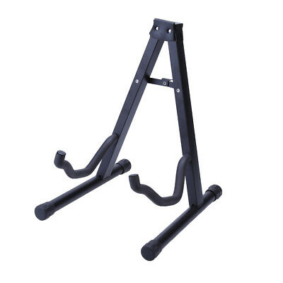 A Frame Universal Fold-able Guitar Stand Fits ALL Guitars Acoustic,Electric Bass