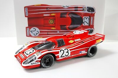 1:12 Norev Porsche 917 K 24h France #23 SHELL red NEW bei PREMIUM-MODELCARS
