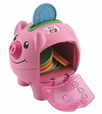 Fisher Price - Laugh N Learn - Smart Stages Piggy Bank