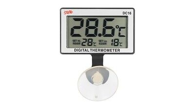 New-DC16 LCD Digital Waterproof Fish Aquarium Water Tank Temperature,Thermometer