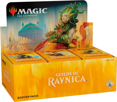 MTG Guilds of Ravnica Booster Box New - Sealed - English - Free Shipping