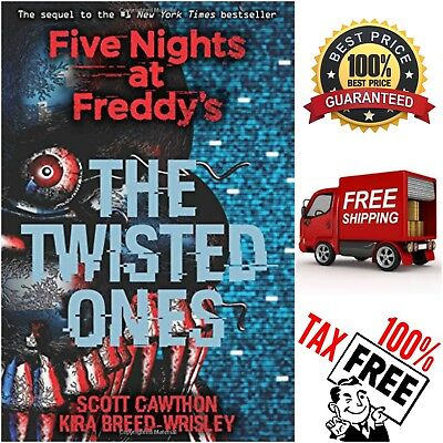 Five Nights at Freddy's: The Twisted Ones bk.2 by Scott Cawthon Paperback