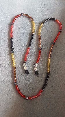 Handcrafted Beaded Glasses Lanyard Chain Holder Cord Strap Spectacles Sunglasses