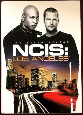 Ncis: Los Angeles Season 5 Dvd - The Complete Fifth Season 6 Discs - Brand New