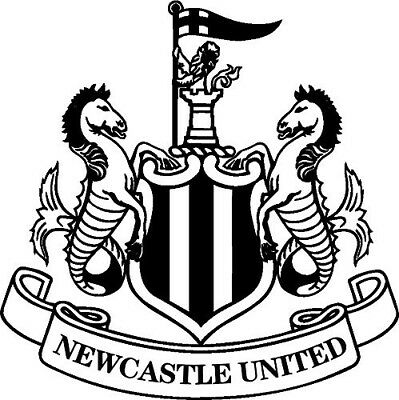 2018/19 Newcastle United V Manchester United & Official Colour Team Sheet