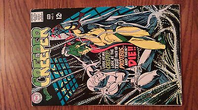 Beware the Creeper #5 Steve Ditko DC 1969 CHECK OUT THE PHOTOS! NICE!