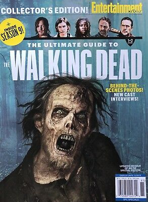 The Ultimate Guide Walking Dead New 2018 Entertainment Weekly Collectors Edition
