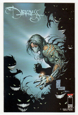 Top Cow Image Comics The Darkness (1996) #8 1:4 Silvestri VARIANT NM