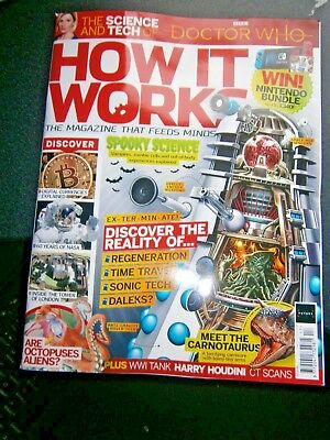 How It Works Magazine Issue 117 (new) 2018