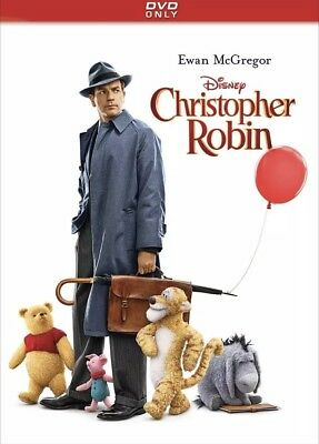 Christopher Robin New Dvd ( Ships 11/06/2018)