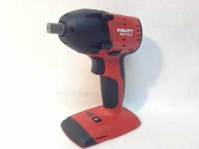 """HILTI SIW 22-A , 3 Speed IMPACT WRENCH 1/2"""" BRAND NEW.(Tool Only)"""