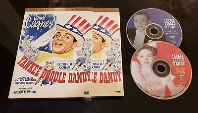 Yankee Doodle Dandy (DVD, 2003, 2-Disc Special Edition) James Cagney 1942 film