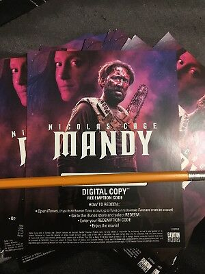 Mandy Canadian Digital Code Only