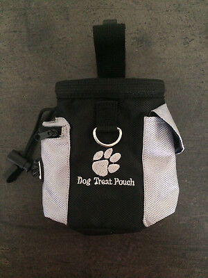 Pet Dog Training Bag borsa marsupio addestramento cane snack dispenser