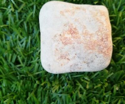 Amulet Neolithic Stone First Human Square!!!!!. Last Piece!! .extremely Rare. 6