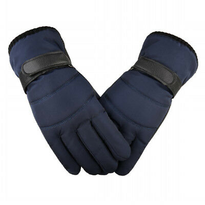 68bc1bc7c6805 Men's Touch Screen Gloves Windproof Waterproof Riding Motorcycle Thermal  Gloves