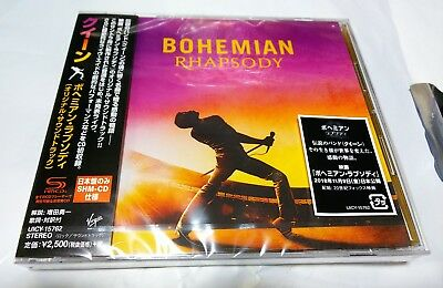 Queen - Bohemian Rhapsody (NEW CD) The Original Soundtrack Japanese ver.