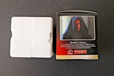 Star Wars Episode 1 Darth Maul Resin Figure  Applause Exclusive Misb