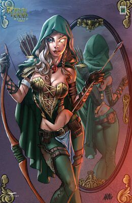 GRIMM FAIRY TALES Robyn Hood Wanted #2 Cover D Carrasco Worldwide CS Moore LTD