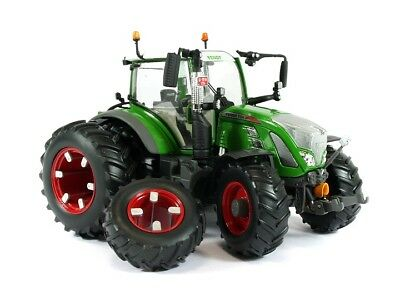 ROS - Fendt 722 Vario mit Abnehmbare Zwillingsbereifung - Limited Edition - 1:32