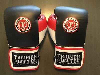 RIVAL RF3 12OZ BOXING GLOVES BOXING MMA UFC  USA Boxing approved Red