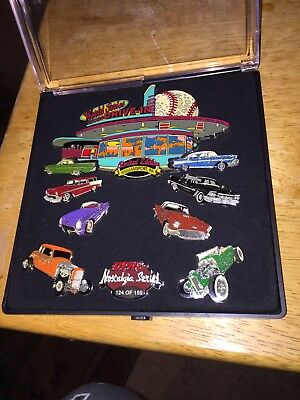 c4d919764fc 2009 LITTLE LEAGUE World Series Drive In Pin Set -  18.50