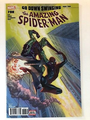 Amazing Spider-Man #798 First Printing 1st Print Alex Ross (Marvel 2018)