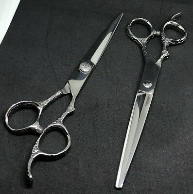 Japan 🇯🇵 7''inches Professional Hairdressing Barber Stylish Scissor