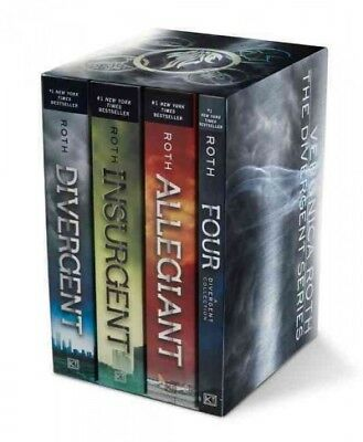 Divergent Series, Paperback by Roth, Veronica, Brand New, Free shipping in th...