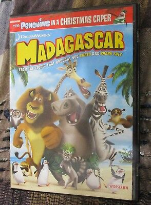 Madagascar (Widescreen Edition) DVD