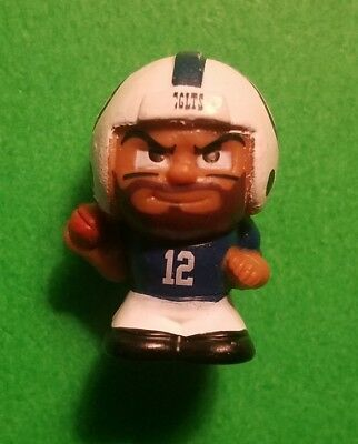 """Collectible NFL TEENYMATES 1"""" Andrew Luck Indianapolis COLTS Figure Series 6"""