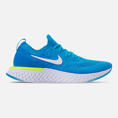 e84673d01ff3 Nike Mens Epic React Flyknit Blue Glow White Running Shoes 2019   free Post  Aust