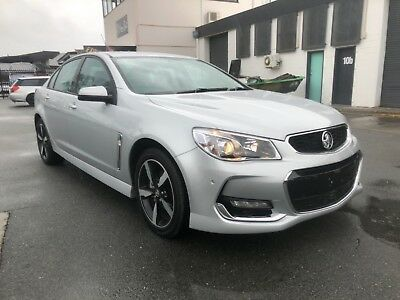 holden commodore vf sv6 2017 vf2 only 7500 kilometers as new