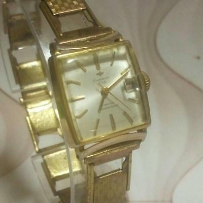Seiko Matic Ladies Watch Antique Retro Popular Beautiful Vintage Ems F S